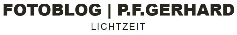 Fotoblog | P.F.Gerhard - Lichtzeit